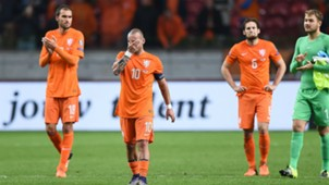 Netherlands - Czech Republic, 13102015