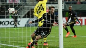 Lucas Tousart Olympique Lyonnais Europa League