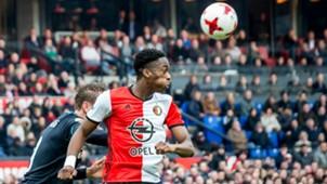 Terence Kongolo, Feyenoord, Eredivisie, 02262017