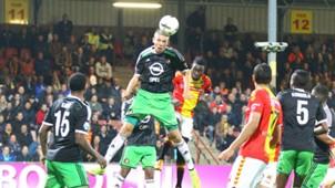 Van Beek Go Ahead Feyenoord KNVB Beker 24092014