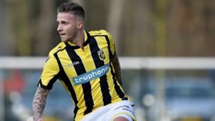 Alexander Buttner, Vitesse, 01282017