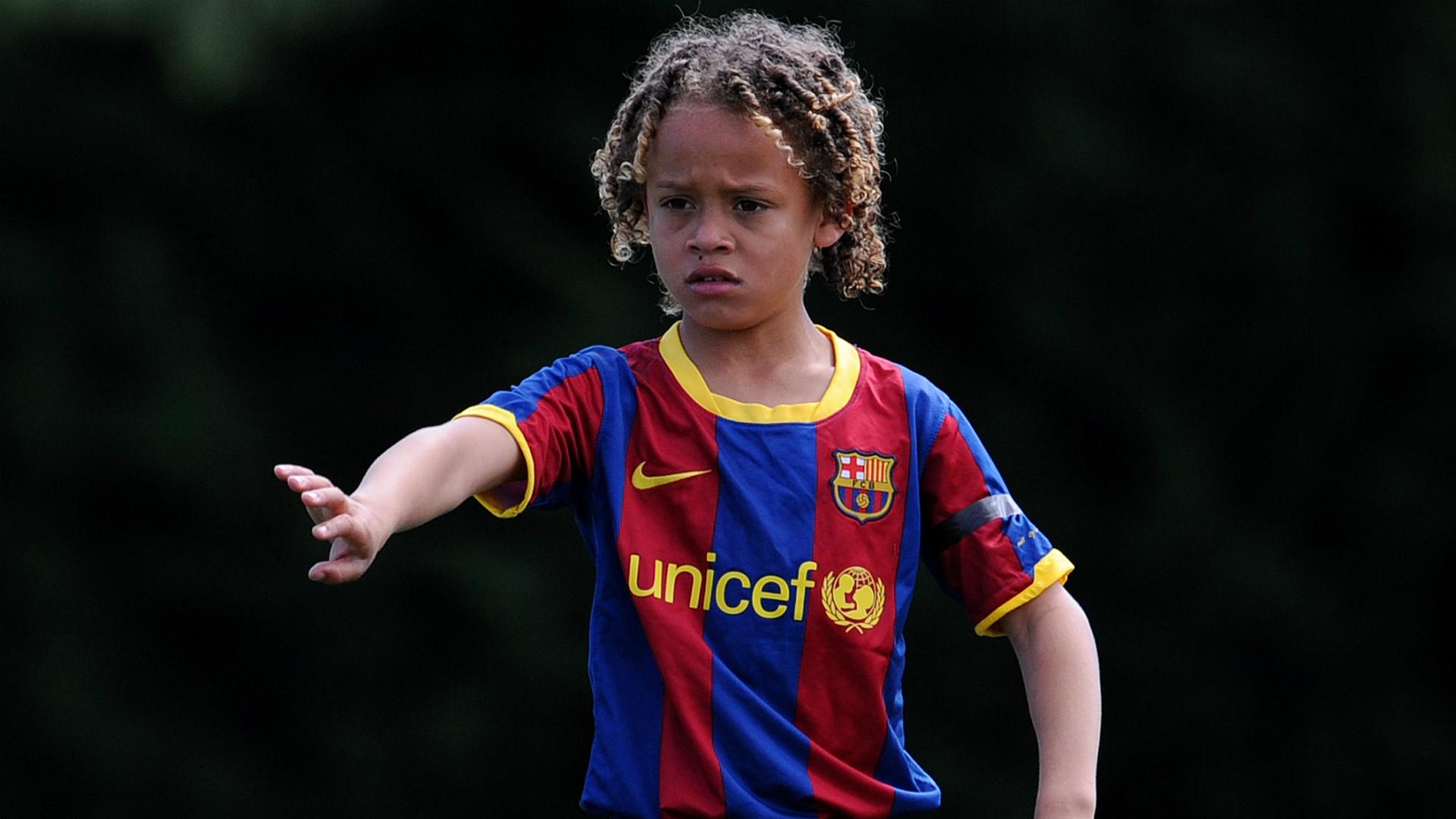 Xavi Simons FC Barcelona La Masia