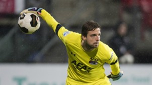 Tim Krul, AZ - PSV, Eredivisie 02042017