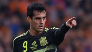 Juanmi Netherlands Spain Friendly 03312015