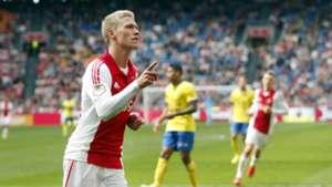 Viktor Fischer, Ajax, Eredivisie
