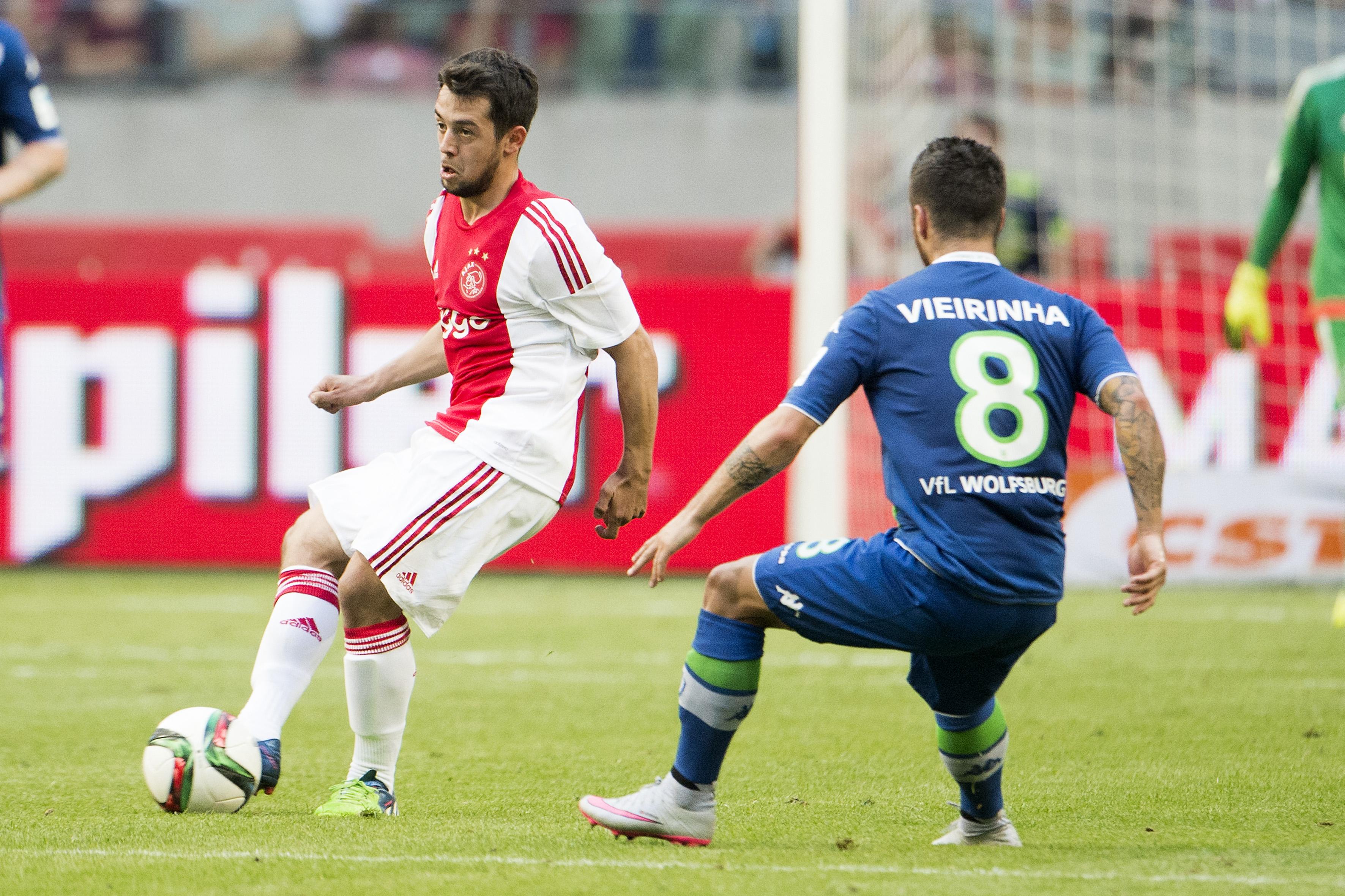 Amin Younes, Ajax-Wolfsburg, 2014/15, 17072015