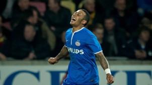 Memphis Depay Go Ahead Eagles PSV Eredivisie 03072015