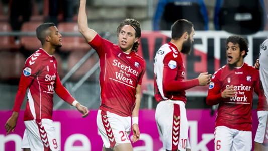 Giovanni Troupee, FC Utrecht, Eredivisie, 11272016