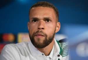 Luc Castaignos, Borussia Dortmund - Sporting Lissabon, 02112016