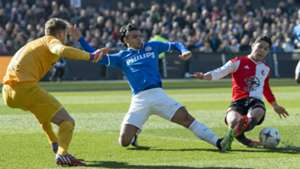 Achahbar Rekik Zoet Feyenoord PSV Eredivisie 03222015
