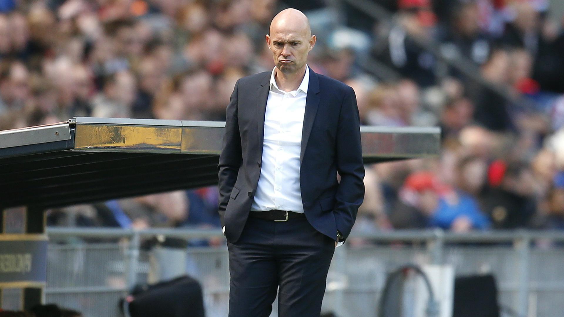 Marcel Keizer Jong Ajax Jupiler League