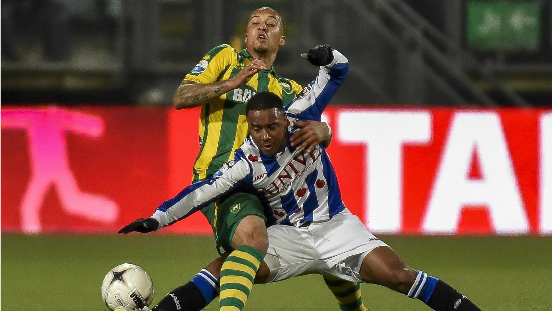 Gianni Zuiverloon - Lerin Duarte, ADO Den Haag - sc Heerenveen, Eredivisie 07032015