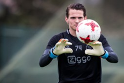 Norbert Alblas, Ajax, 2016/2017, Portugal 06012017