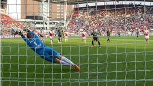 Robin Ruiter, FC Utrecht - FC Groningen, Eredivisie 21092014