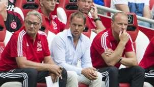 Hennie Spijkerman Frank de Boer Dennis Bergkamp Ajax VfL Wolfsburg 07172015