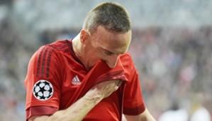 Franck Ribery, Bayern Munchen, Champions League, 20160405