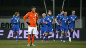 Gregory van der Wiel, Iceland - Netherlands, Euro 2016 qualifier, 13102014