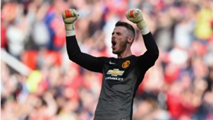 David De Gea, Manchester United - Everton, Premier League