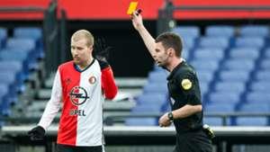 Simon Gustafson, Feyenoord