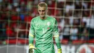 Jasper Cillessen, Turkey - Netherlands