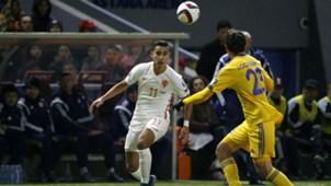 El Ghazi Kazachstan Netherlands EC Qualifier 10102015