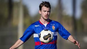 Erik Falkenburg Willem II Eredivisie