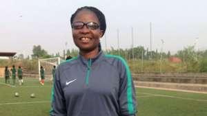 Florence Omagbemi - Nigeria Women coach 2016