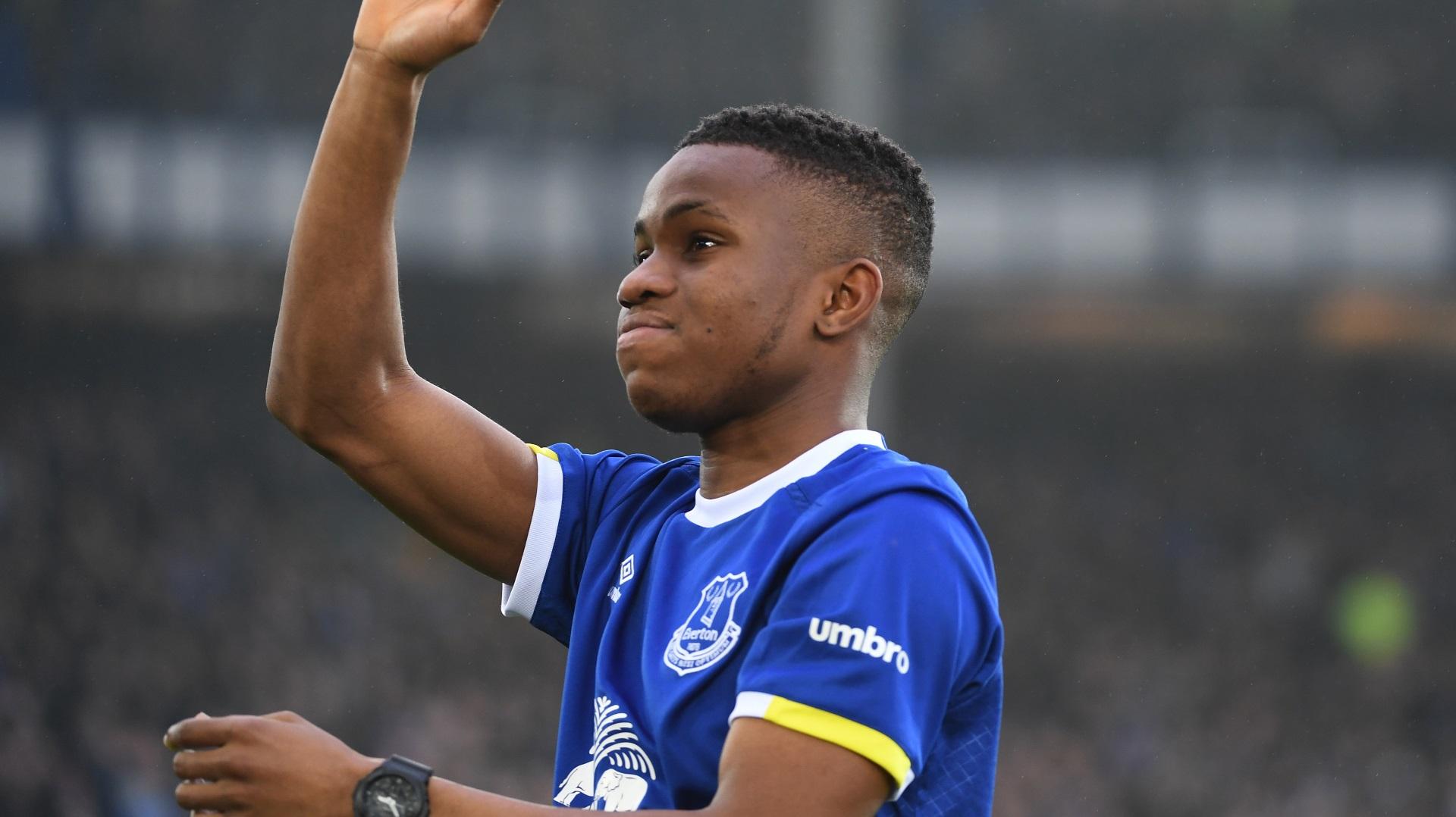 Fußball: RB Leipzig leiht Lookman vom FC Everton aus