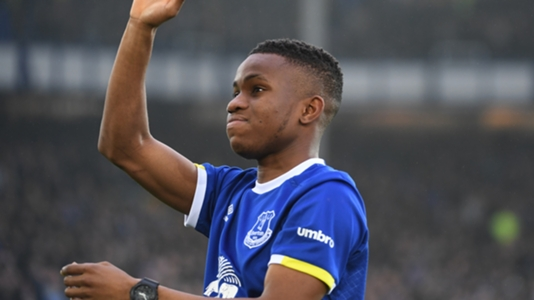 Ademola Lookman eyes more playing time with Everton