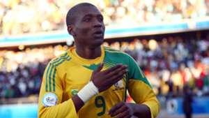 Katlego Mphela of South Africa