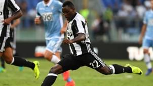 Kwadwo Asamoah of Juventus