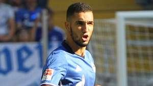 Nabil Bentaleb of Schalke