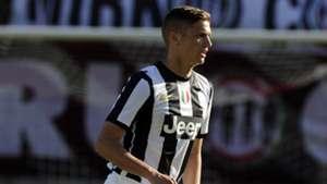 Joel Untersee of Juventus