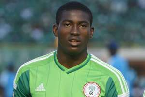 Taiwo Awoniyi - Nigeria U20