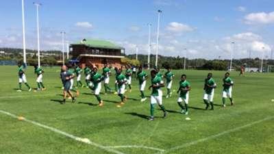 CHAN 2016 - Nigeria training in Pretoria