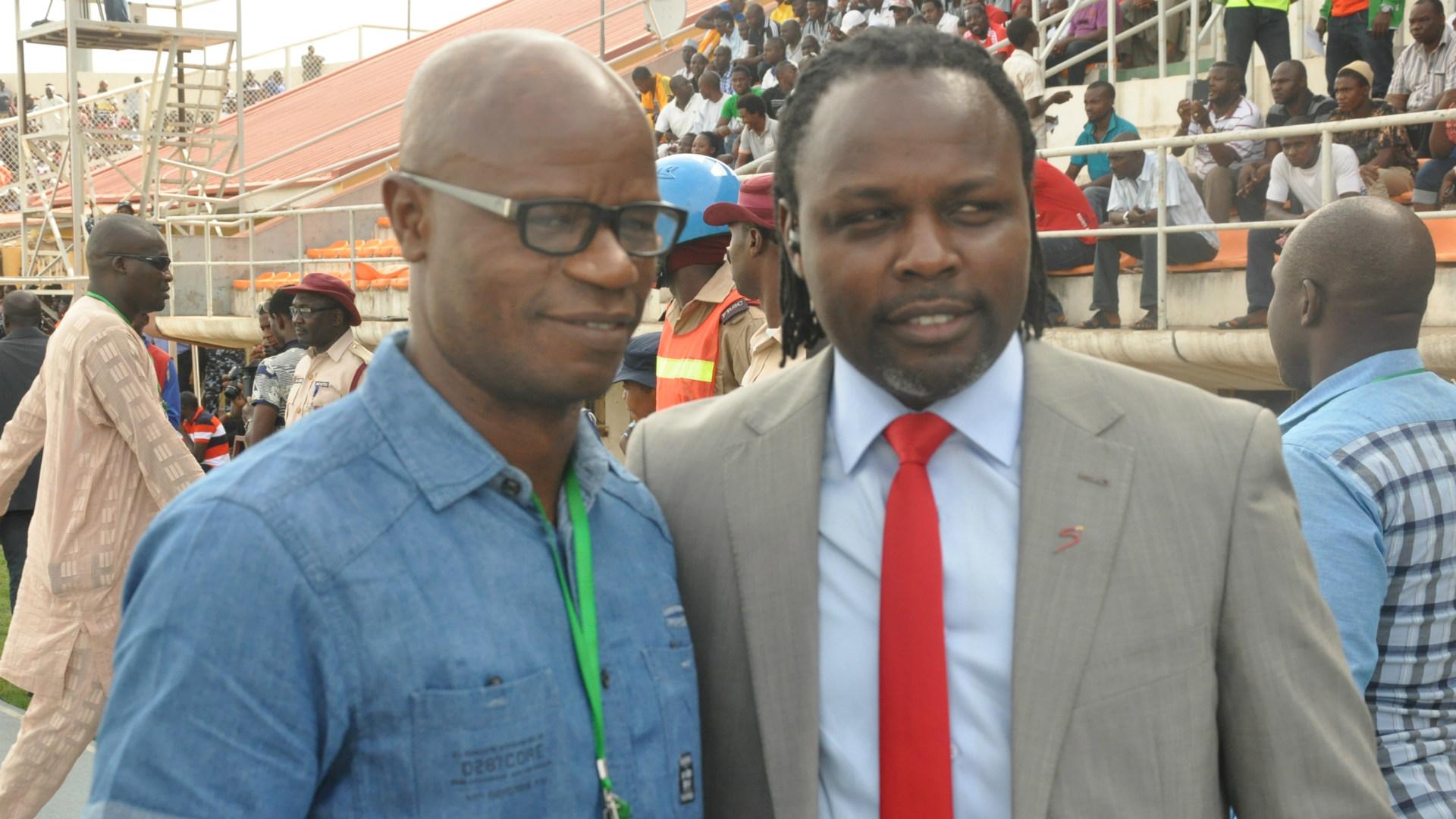 Nigeria vs Chad - Afcon Qualifier 150613