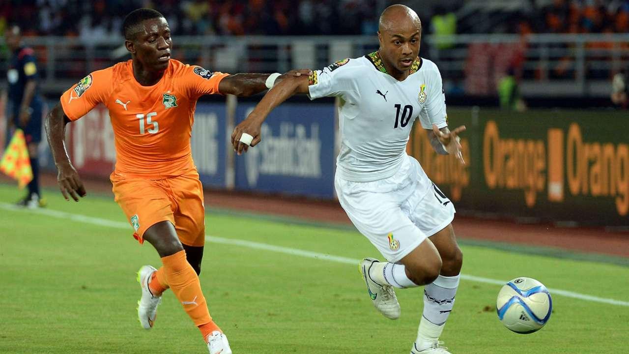 Ghana vs Civ