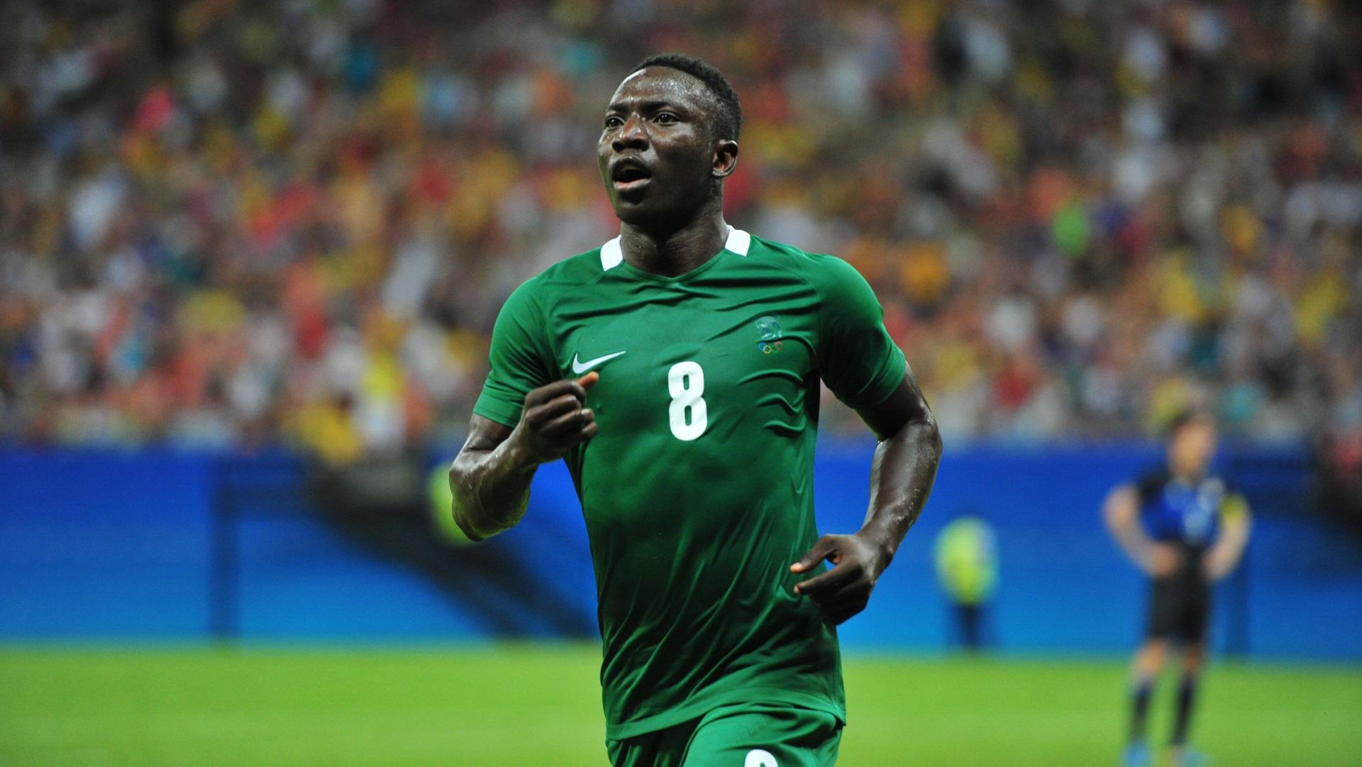 Oghenekaro Etebo of Nigeria
