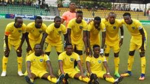Gombe United starting XI vs MFM
