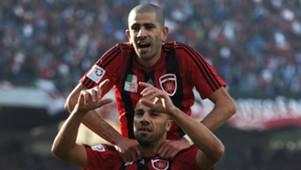 Nuredine Daham na Mohamed Meftah wa USM Alger