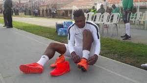 Aaron Samuel - Nigeria