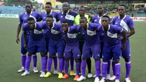 MFM line up vs Enugu Rangers