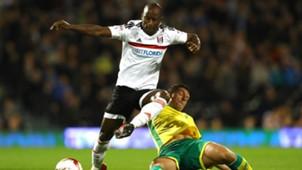 Sone Aluko of Fulham