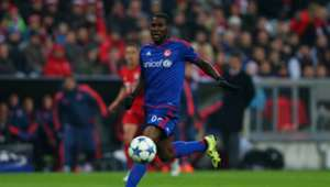 Ideye Brown of Olympiacos