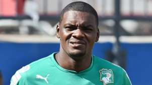 Sylvain Gbohouo of the Ivory Coast