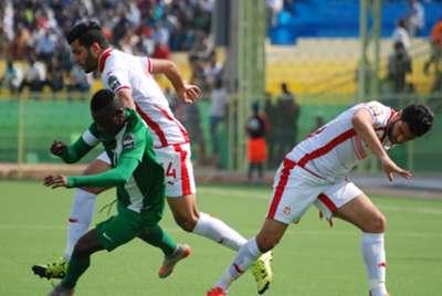 Prince Aggreh, Ben Amor Tunisia vs Nigeria, CHAN 2016