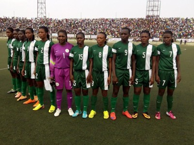 Falconets - Nigeria Women