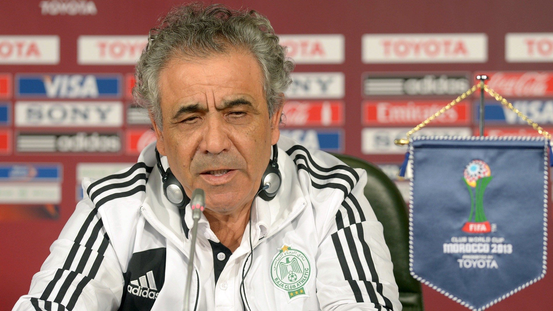 Wydad Casablanca beat Tout Puissant Mazembe — CAF Super Cup