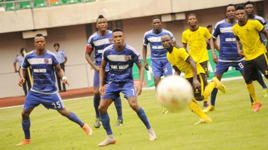 Akwa United vs Wikki Tourist