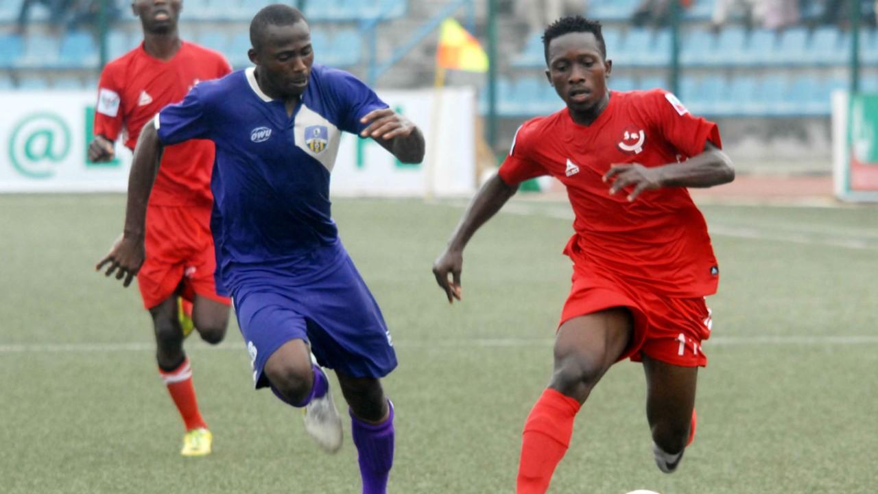 MFM vs Enugu Rangers